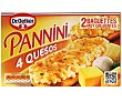 Paninis de 4 quesos Pack 2x125 g Dr. Oetker