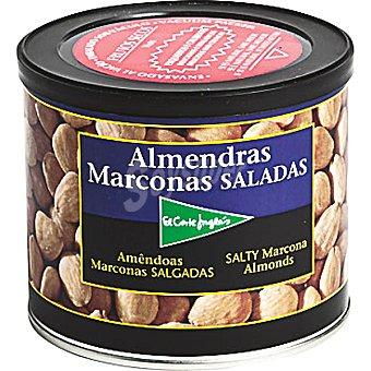 El Corte Inglés Almendras Marcona saladas Lata 311 g
