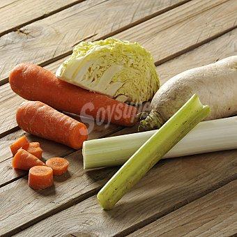 Preparado de verduras para cocido Bandeja de 800 g