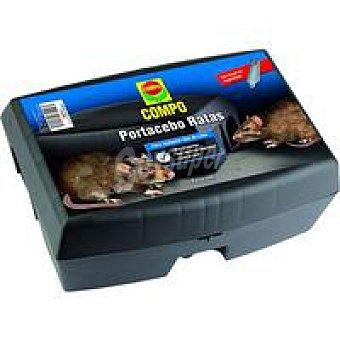 Compo Barrera roedores portacebo Pack 1 unid