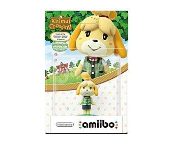 Nintendo Figura amiibo Canela edición verano, serie Animal Crossing, compatible con wiiu, Nintendo New 3Ds y New 3Ds XL 1 unidad