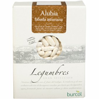 Burcol Alubia fabada al vacio Caja 500 g