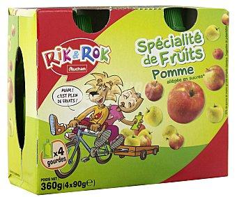 Rik Puré de manzanas, 360gr