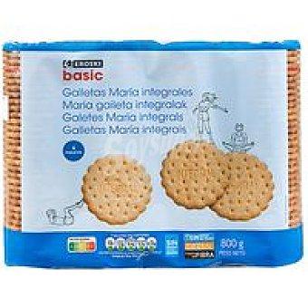 Eroski Galleta integral Pack 4 x 200 g