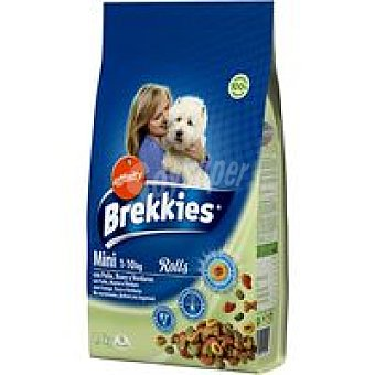 Brekkies Affinity  Rolls Mini 1.5 Kg