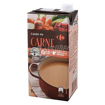 Carrefour Caldo de carne listo para utilizar 1 l