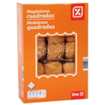 DIA magdalenas cuadradas envasadas individualmente gr paquete 700 gr