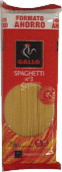 Spaguetti gallo 750 GRS