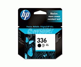 HP Cartuchos de Tinta N336 Negro HP (C9362E) 1u- Compatible con Impresoras: HP Photosmart 7850 / HP Deskjet 5440 / 1u