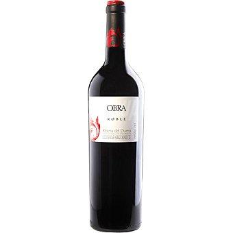 OBRA Vino tinto joven roble D.O. Ribera del Duero  Botella 75 cl