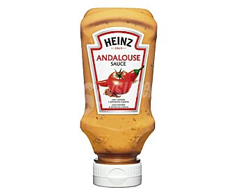 Heinz Salsa andaluose con tomate y pimienta cayena Envase 220 ml