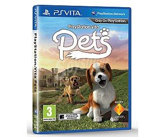 EA Pets PSVita 1u