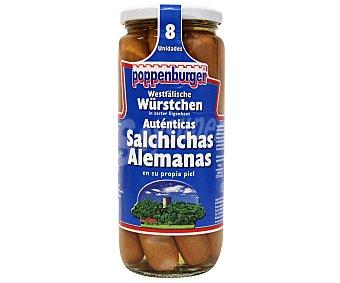 Poppenburger Salchichas frankfurt 360 g (8 unidades)