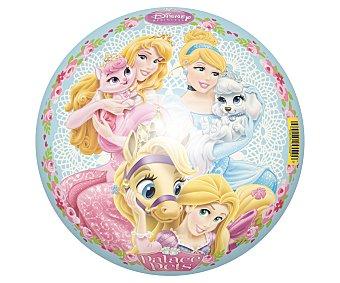Disney Pelota de 23 centímetros decorada con los personajes de Palace pets 1 unidad