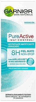 Skin active Crema Pure Mate Control Airlicium Tubo 50 ml