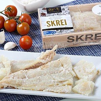 Bacalao desmigado salado Skrei 250 gr