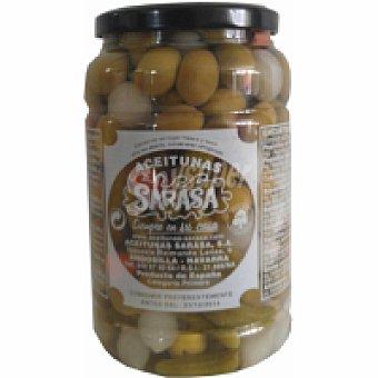 Sarasa Poupurri sabor anchoa galon 800 g