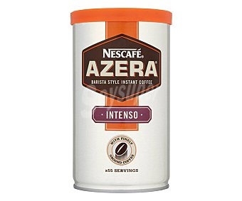 Nescafé Cafe soluble intenso estilo barista Azera Lata 100 g