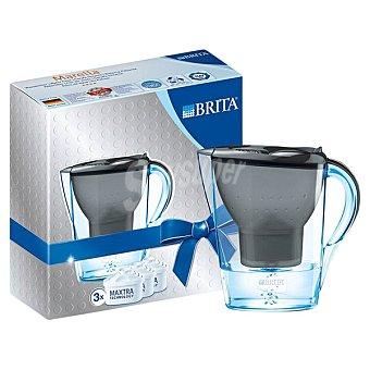 BRITA Marella Jarra purificadora de agua con 3 filtros incluidos
