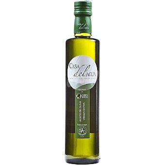 CASA DEL AGUA Aceite de oliva virgen extra coupage arbequina y picual  botella 500 ml