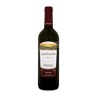 L'antigon Vino tinto valencia Botella 750 ml