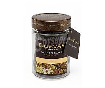 Cuevas Marron glacé (castañas cubiertas de chocolate) 160 gramos