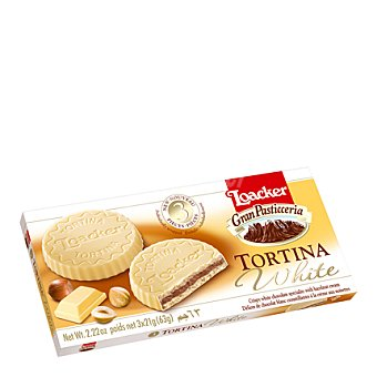 Galleta chocolate blanco 80 g