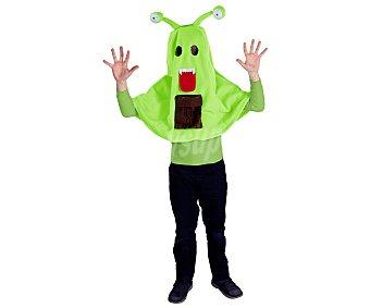 Rubie's Disfraz infantil de alien encapuchado, RUBIE´S