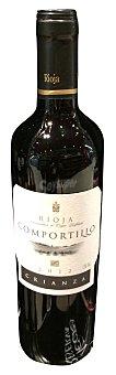 Comportillo Vino tinto rioja crianza Botella 750 cc