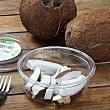 Coco cortado Fresch en Tarrina 80 g Frutti