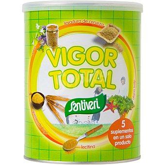 SANTIVERI VIGOR TOTAL Levadura de cerveza con lecitina polen algas y germen de trigo  bote de 400 g