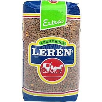 LEREN Lenteja pardina Paquete 1 kg