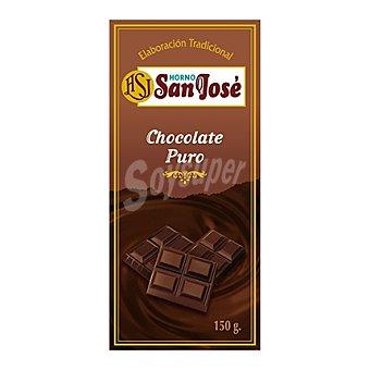 Horno San José Chocolate puro Tableta 150 g