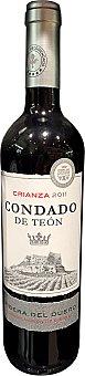 Condado teon Vino tinto Ribera Duero crianza Botella de 75 cl