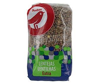 Auchan Lentejas Pardina Extra 500 g