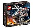Juego de construcciones con 92 piezas Microfighter: Halcón Milenario, Star Wars 75193 lego Microfighters 75193  LEGO Star Wars
