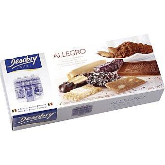 DESOBRY Allegro Galletas surtidas Estuche 200 g
