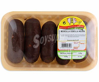 Emcesa Morcilla de cebolla negra 570 Gramos