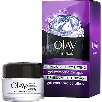 Olay Anti-edad gel contorno de ojos Firmeza & Efecto Lifting Tarro 15 ml