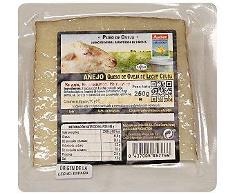 ALCAMPO PRODUCCIÓN CONTROLADA Queso de oveja añejo 250 g