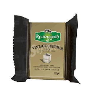 Kerrygold Queso cheddar blanco vintage 200 g