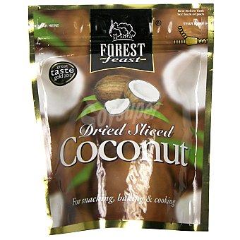 Forest Feast Coco deshidratado en lonchas 100 g