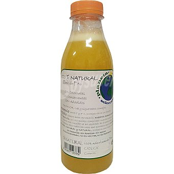 SONATURAL Zumo menta limón botella 750 ml 750 ml