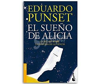 booket El sueño de Alicia Eduardo Punset 1 unidad