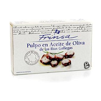 Frinsa Pulpo en Aceite de Oliva Peso neto 111g (70g escurrido)