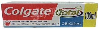 Colgate Dentifrico pasta accion total Tubo 100 ml