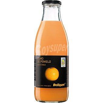 Delizum Zumo de pomelo ecológico Delizum Botella 1 l