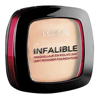 L'Oréal Base de maquillaje compacto infalible 123 E 1 ud