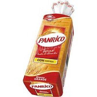 Panrico Pan de molde Paquete 475 + 25%