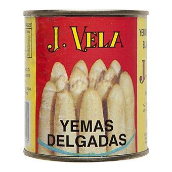 J. vela Yemas esparragos blancos delgadas 135 g